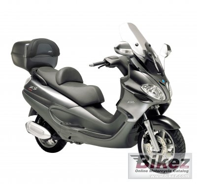 2006 piaggio x9 evolution 250 specifications and pictures. Black Bedroom Furniture Sets. Home Design Ideas