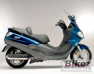 2006 piaggio x9 evolution 500 abs specifications and pictures