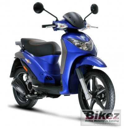 2007 Piaggio Liberty S 50 photo