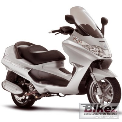 2007 Piaggio X8 250 photo