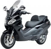 2007 Piaggio X9 Evolution 125 photo