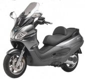 2007 Piaggio X9 Evolution 500 photo