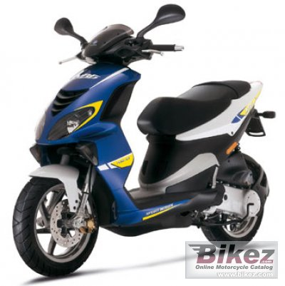 Piaggio Nrg  Specifications