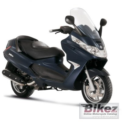 2007 piaggio x8 400 specifications and pictures. Black Bedroom Furniture Sets. Home Design Ideas