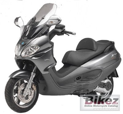 2007 piaggio x9 evolution 500 specifications and pictures. Black Bedroom Furniture Sets. Home Design Ideas