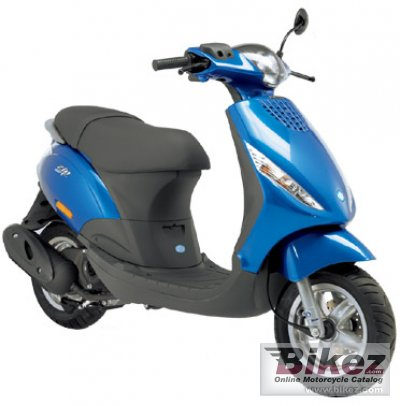 2007 piaggio zip 50 specifications and pictures