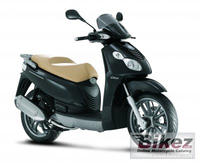 2008 Piaggio Carnaby 125 photo