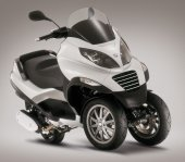 2008 Piaggio MP3 125 photo
