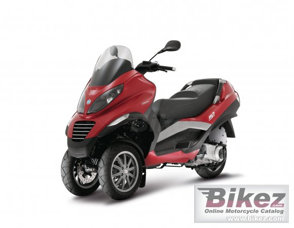 2008 Piaggio MP3 250 photo