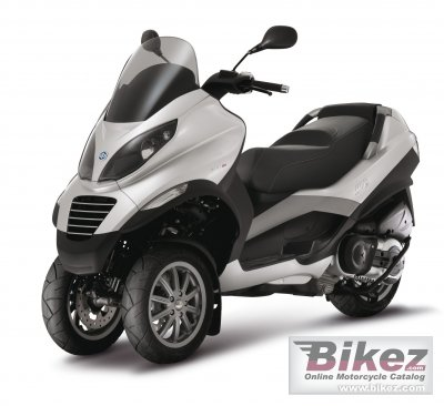 2008 Piaggio MP3 400 photo