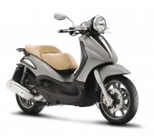 2008 Piaggio Beverly Cruiser 500 photo