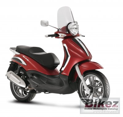 2008 Piaggio Beverly Tourer 250 photo