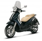 2008 Piaggio Beverly Tourer 400 photo