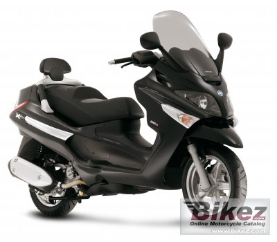 2008 Piaggio XEvo 250 photo