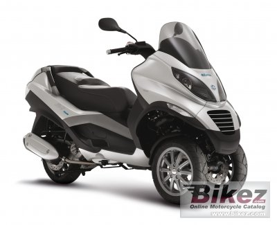 2008 Piaggio Mp3 HyS photo
