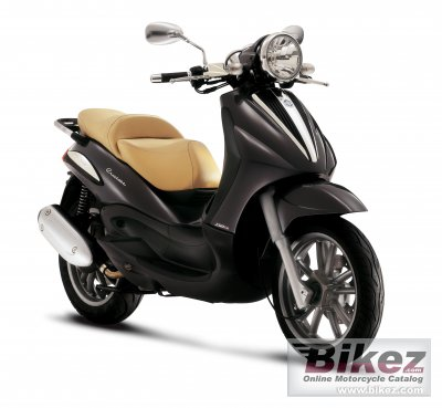 2008 piaggio beverly cruiser 250 specifications and pictures