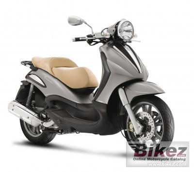 2008 piaggio beverly cruiser 500 specifications and pictures