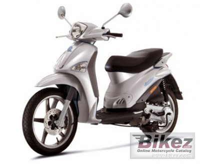 2008 piaggio liberty 50 specifications and pictures. Black Bedroom Furniture Sets. Home Design Ideas