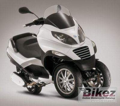 2008 piaggio mp3 125 specifications and pictures