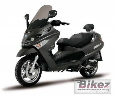 2008 piaggio xevo 400 specifications and pictures. Black Bedroom Furniture Sets. Home Design Ideas