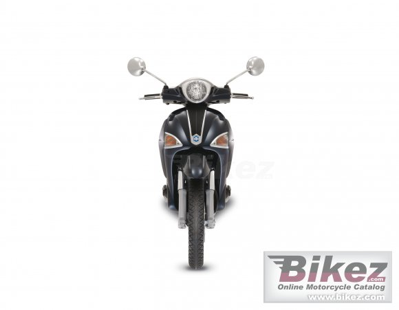 2010 Piaggio Liberty 125 photo