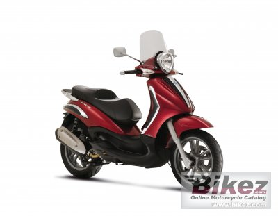 2010 Piaggio Beverly Tourer 300 photo