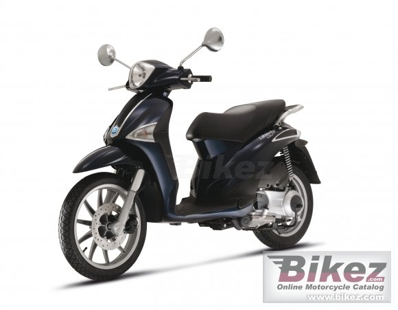 2010 Piaggio Liberty 150 photo