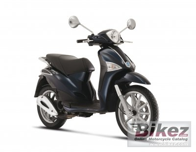 2010 piaggio liberty 125 specifications and pictures