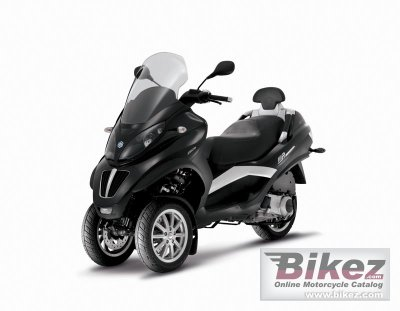 2010 piaggio mp3 400 lt specifications and pictures