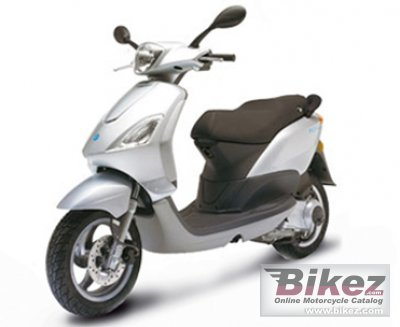 2011 Piaggio Fly 50 photo