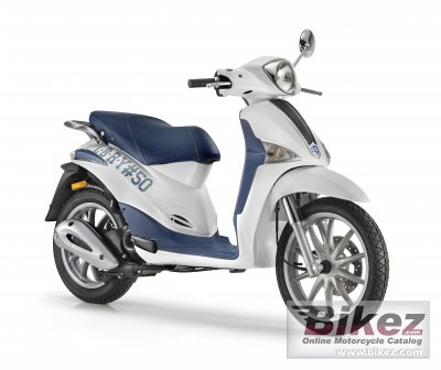 2011 Piaggio Liberty 50 photo