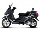 2011 Piaggio XEvo 125 photo