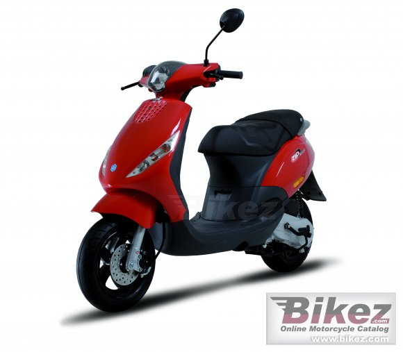 2011 Piaggio Zip 50 photo