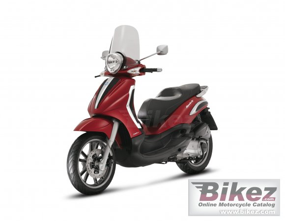 2011 Piaggio BV Tourer 250 photo