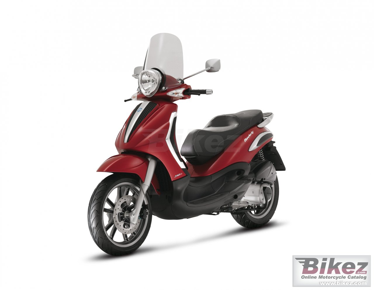 Big Piaggio bv tourer 250 picture and wallpaper from Bikez.com