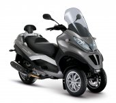 2011 Piaggio MP3 LT 400 photo