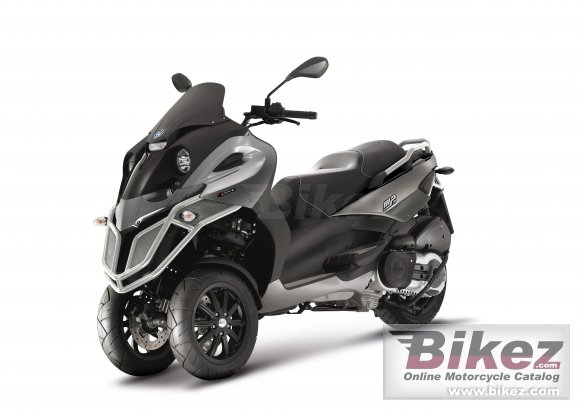 2011 Piaggio MP3 500 photo