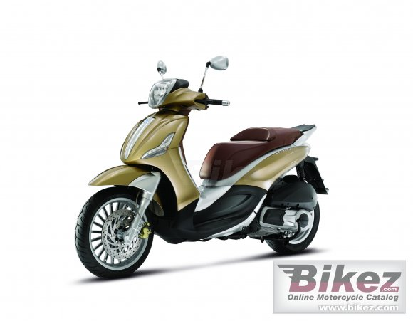 2011 Piaggio Beverly 300ie photo
