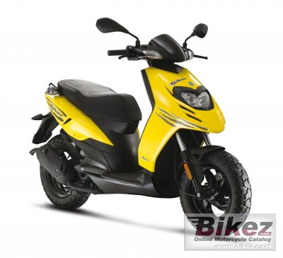 2011 Piaggio Typhoon 50 specifications and pictures