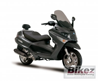 2011 piaggio xevo 400 specifications and pictures
