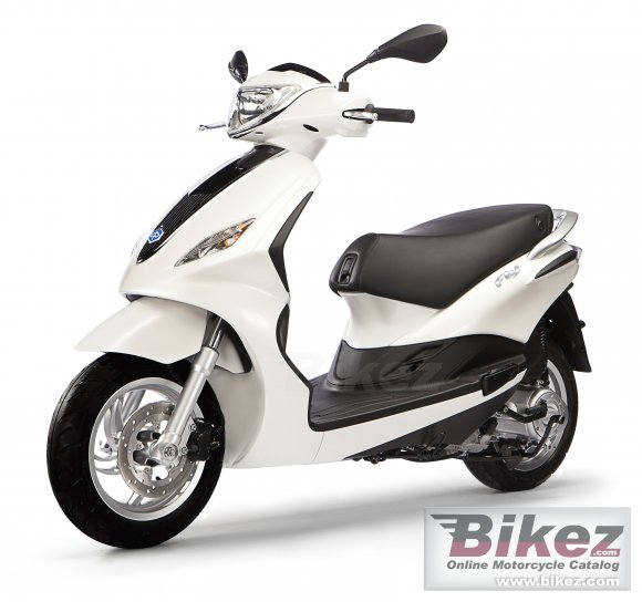 2012 Piaggio Fly 150 photo
