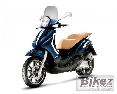 2012 Piaggio BV Tourer 300 photo
