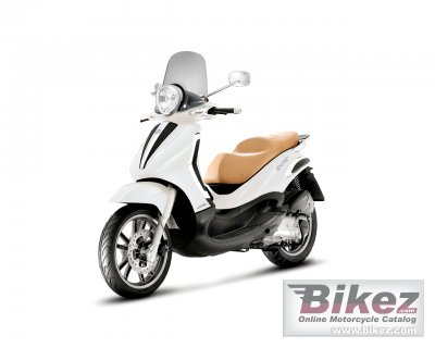 2012 Piaggio BV Tourer 500 photo