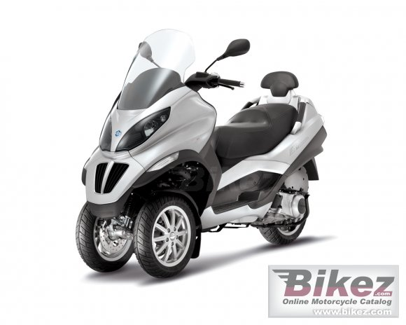 2012 Piaggio MP3 250 photo