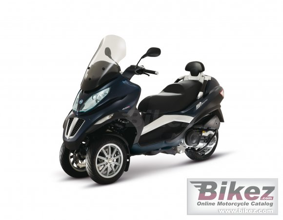 2012 Piaggio MP3 400 photo