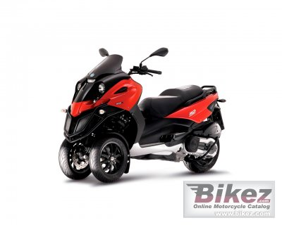 2012 Piaggio MP3 500 photo