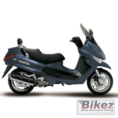 2012 Piaggio XEvo 250 photo