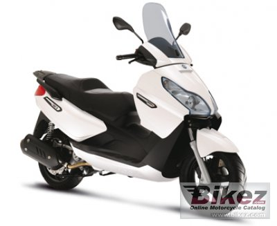2012 Piaggio X7 Evo 300 i.e. photo