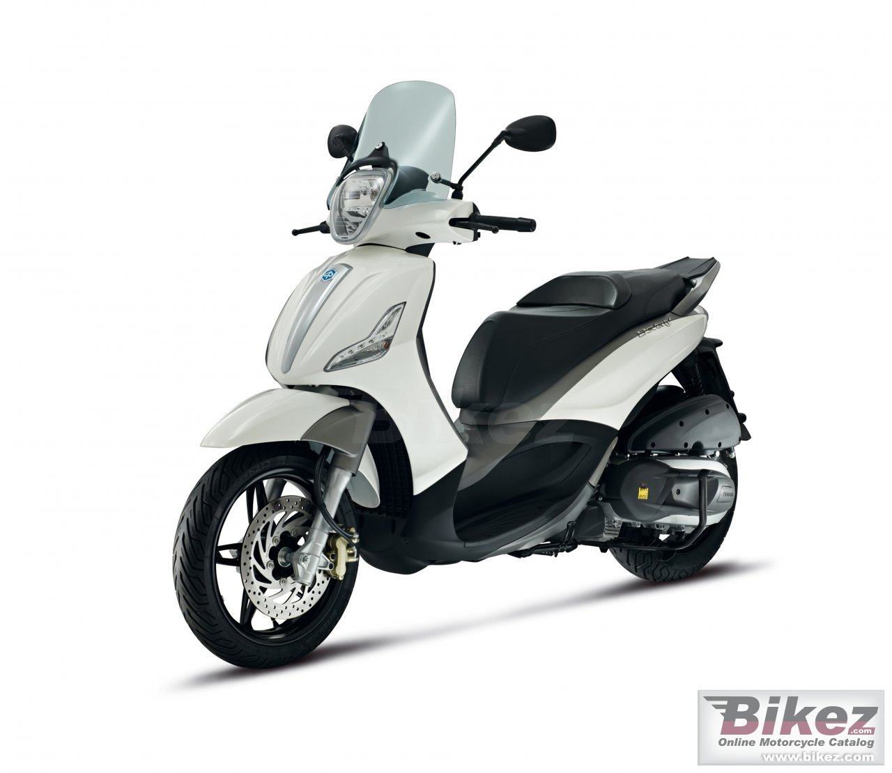 Big Piaggio bv sport touring 350ie picture and wallpaper from Bikez.com