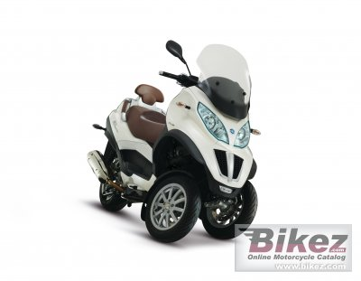 2012 Piaggio MP3 Business LT 500 photo